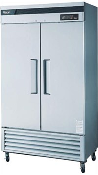 Super Deluxe Large Double Door Upright Freezer