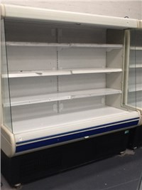 Caravell Display Fridge