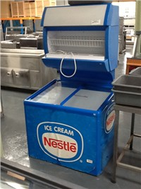 Nestle Ice Cream Freezer