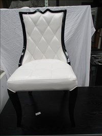 White Restaurant Chairs