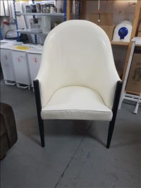 CREAM RESTUARANT DINING ROOM CHAIR BANQUET