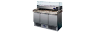 Pizza Refrigeration Counters