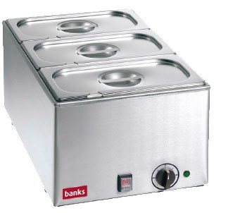 BMW3 Bain Marie / Food Warmer