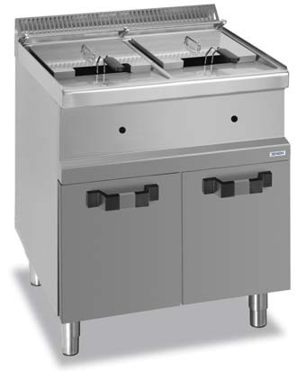 D77 GF7B Double Tank Fryer